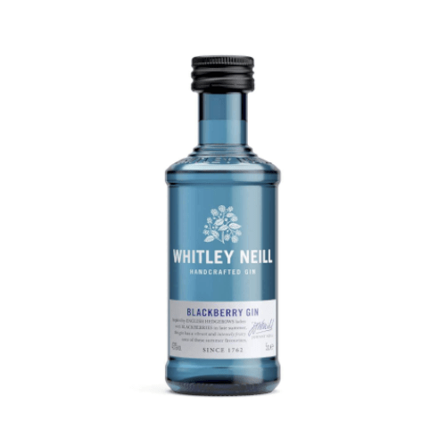 Whitley Neill Blackberry Gin Miniature - 5cl