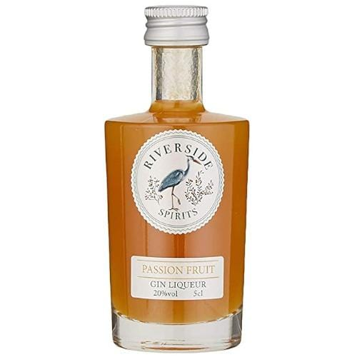 Riverside Passion Fruit Gin Liqueur-5cl