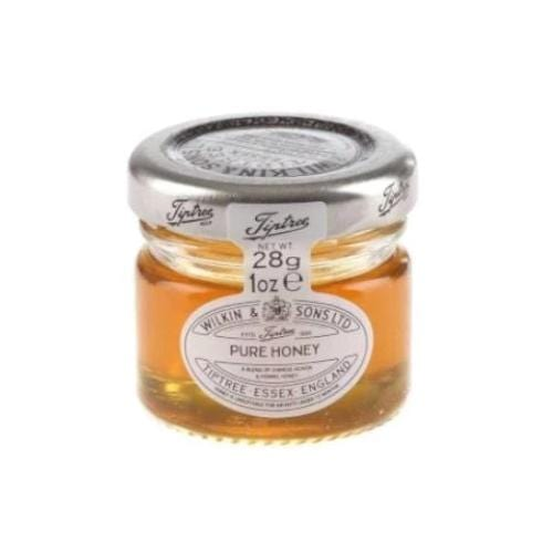 Wilkin & Sons Tiptree Clear Honey Mini Jar - 28g