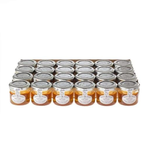 Wilkin & Sons Tiptree Clear Honey Mini Jar 28g - 24 Pack