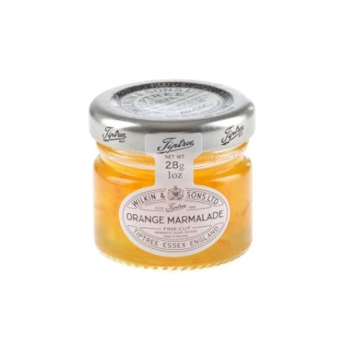 Wilkin & Sons Tiptree Fine Cut Orange Marmalade Mini Jar - 28g