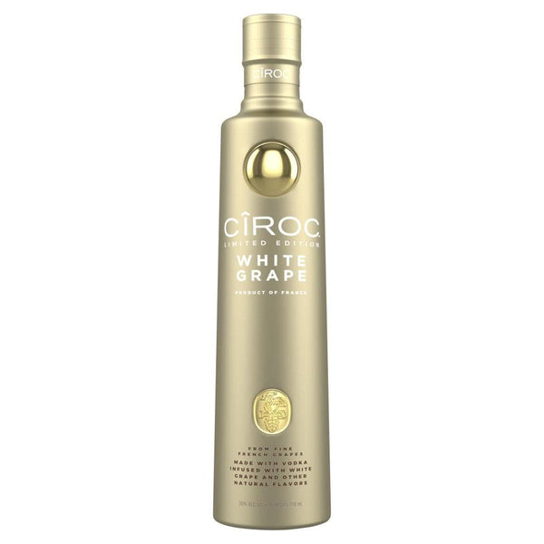Ciroc White Grape Vodka - 70cl (LIMITED EDITION)