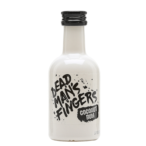 Dead Mans Fingers Coconut Rum Miniature - 5cl