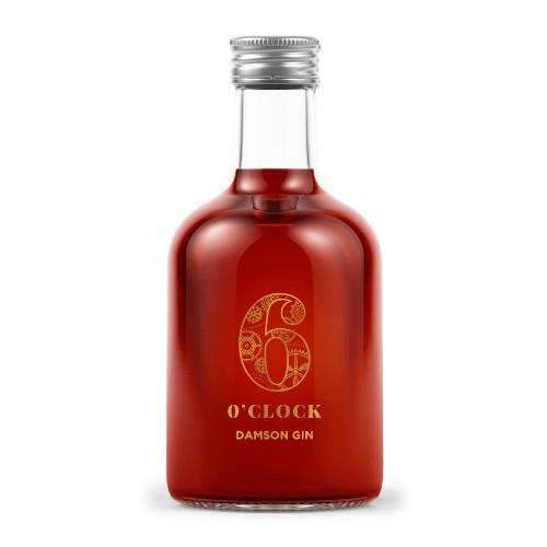 Just Miniatures:6 O'Clock Damson Gin Miniature - 5cl,Miniature Drinks