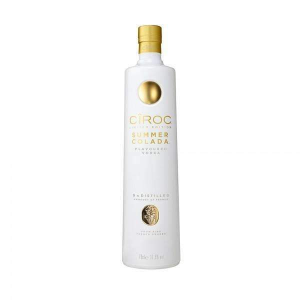 Just Miniatures:Ciroc Summer Colada Limited edition Vodka - 70cl