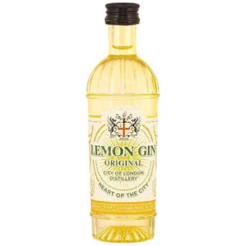 City of London Lemon Gin - 5cl