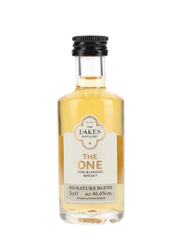 The One Lakes Distillery Blended Whisky Miniature - 5cl