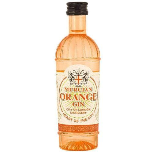 City of London Murcian Orange Gin - 5cl