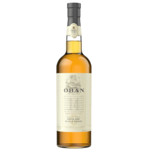 Oban 14 Year old Single Malt Scotch Whisky- 70cl