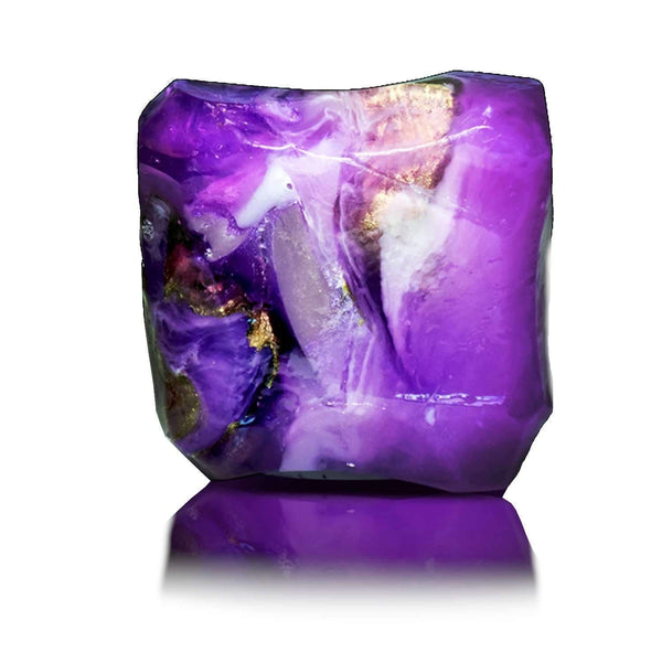 Just Miniatures:Amethyst Gemstone Soap