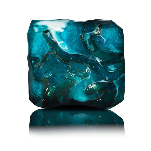 Just Miniatures:Aquamarine Gemstone Soap