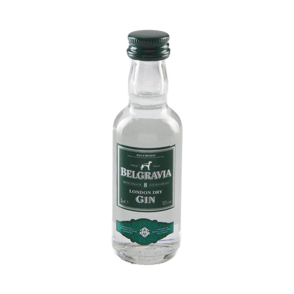 Belgravia London Dry Gin Miniature - 5cl Miniature Drinks Default Title