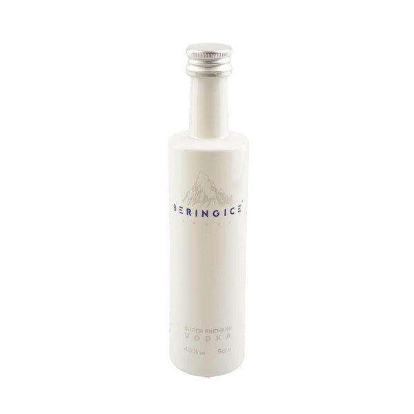 BeringIce Super Premium Vodka Miniature - 5cl