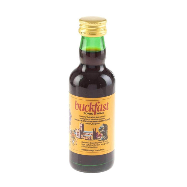 Just Miniatures:Buckfast Tonic Wine / Aperitif Miniature - 5cl,Miniature Drinks