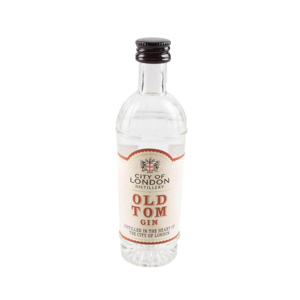 Just Miniatures:City Of London Old Tom Gin Miniature - 5cl,Miniature Drinks