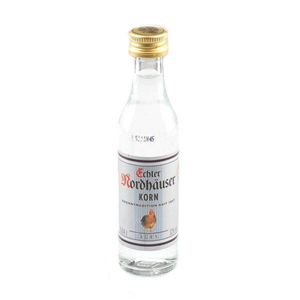 Just Miniatures:Echter Nordhauser Korn Liqueur Miniature - 4cl,Miniature Drinks