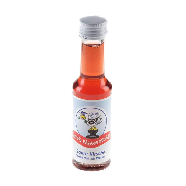 Just Miniatures:Fietes Mowenshib Sour Kirsch Liqueur Miniature - 2cl,Offers