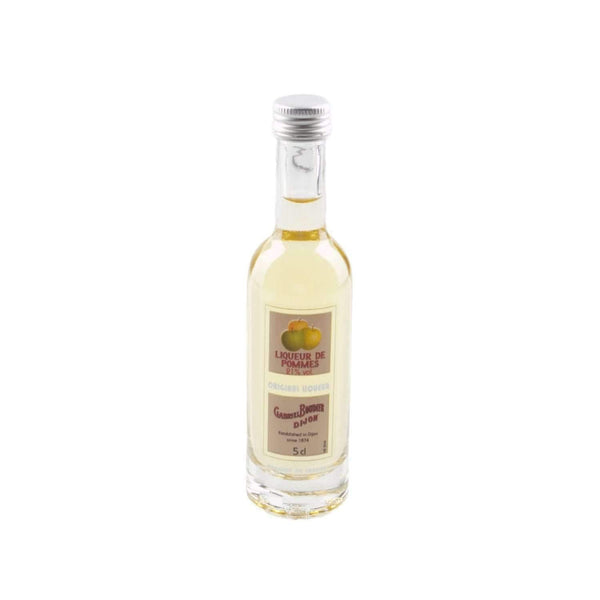 Just Miniatures:Gabriel Boudier Liqueur de Pommes (Apple) Miniature - 5cl,Miniature Drinks