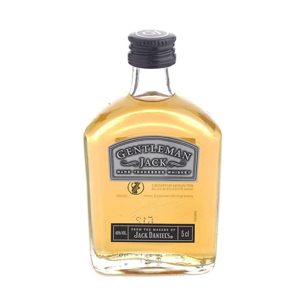 Just Miniatures:Gentleman Jack Rare Tennessee Whiskey Miniature - 5cl,Miniature Drinks