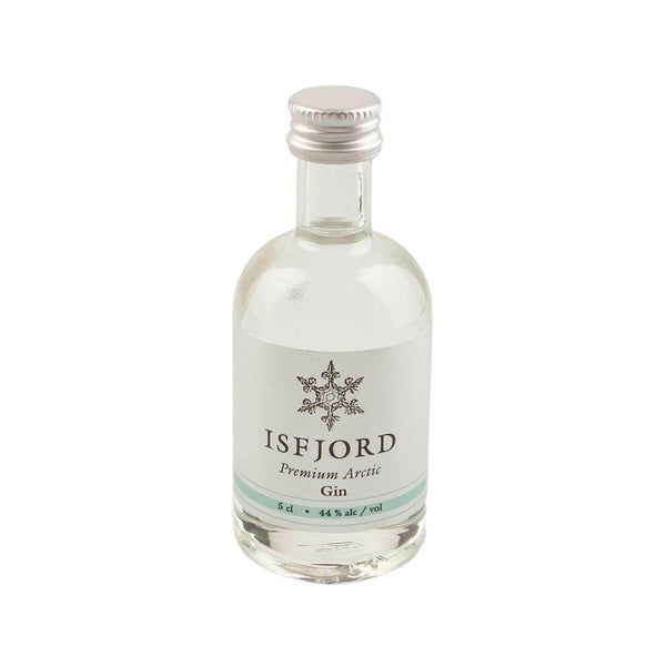 Just Miniatures:Isfjord Premium Arctic Gin Miniature - 5cl,Miniature Drinks