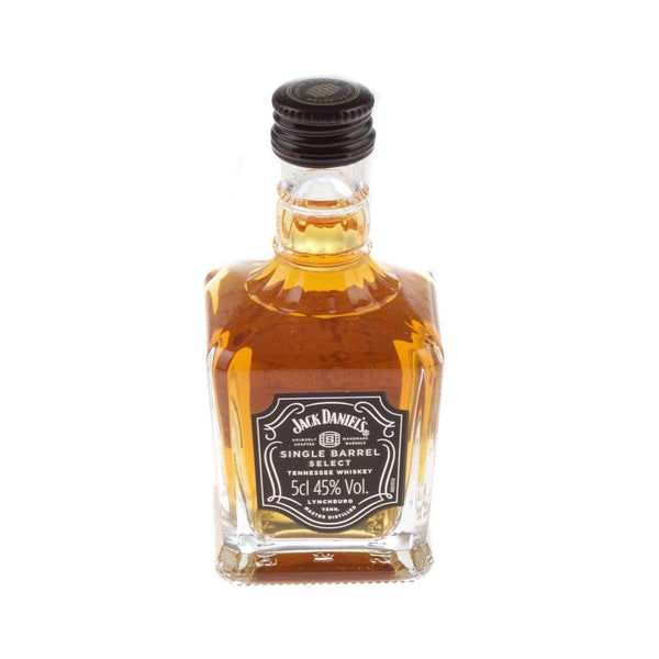 Just Miniatures:Jack Daniels Single Barrel Select Tennessee Whiskey Miniature - 5cl,Miniature Drinks