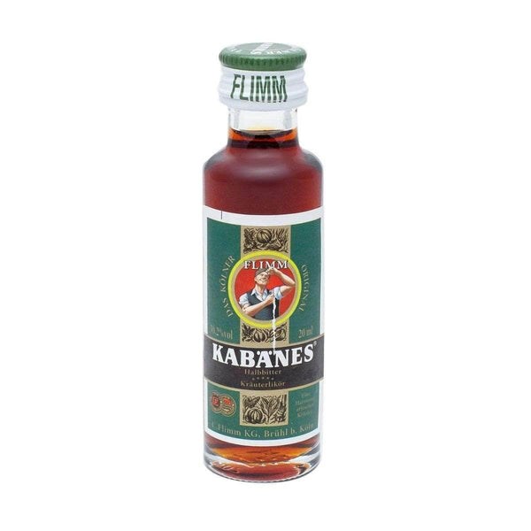 Just Miniatures:Kabanes Herbal Liqueur Miniature - 2cl,Miniature Drinks