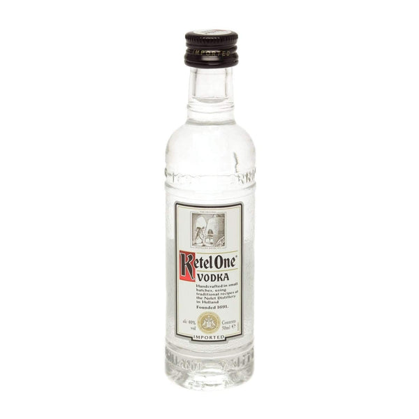 Just Miniatures:Ketel One Original Vodka Miniature - 5cl,Miniature Drinks
