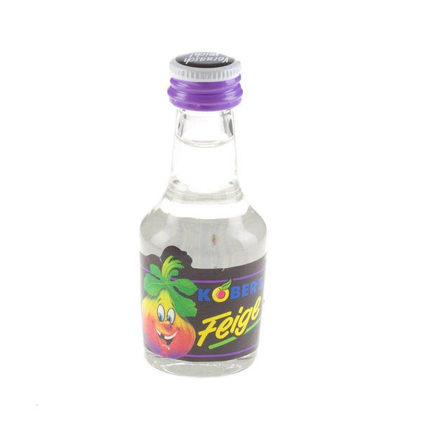 Just Miniatures:Kobers Feige (Fig) Liqueur Miniature - 2cl,Offers