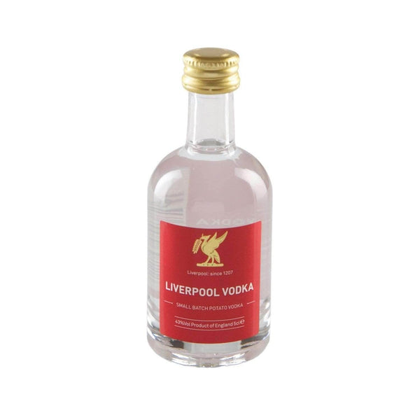 Liverpool Small Batch Potato Vodka Miniature - 5cl