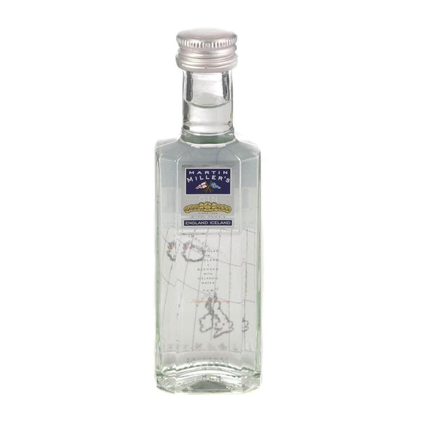 Just Miniatures:Martin Miller's London Dry Gin Miniature - 5cl,Miniature Drinks
