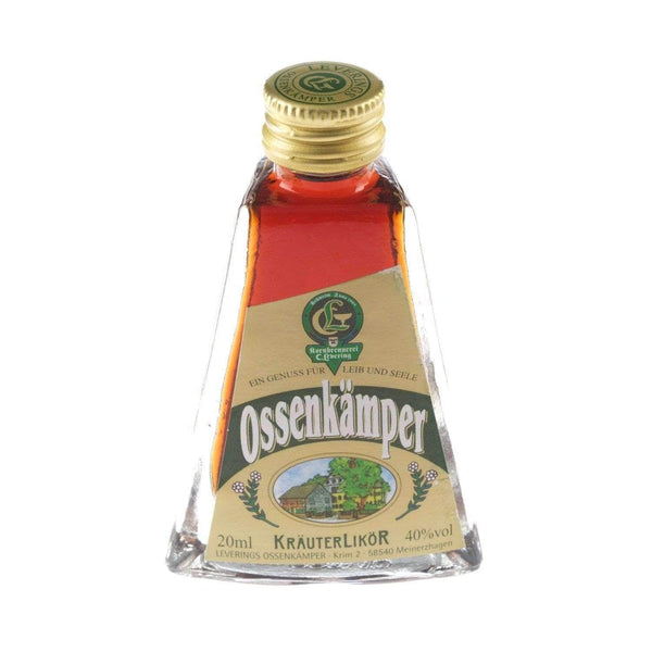 Just Miniatures:Ossenkamper Herbal Liqueur Miniature - 2cl,Offers