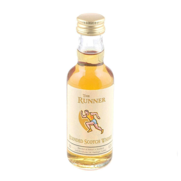 Just Miniatures:Runner Blended Whisky Miniature - 5cl,Miniature Drinks
