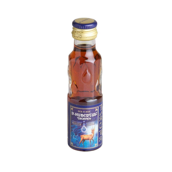 Just Miniatures:St Hubertus Tropfen Digestive / Aperitif Miniature - 2cl,Offers