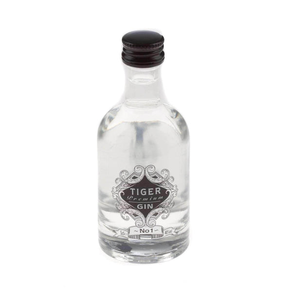 Tiger Gin Miniature - 5cl Miniature Drinks Please Choose.....