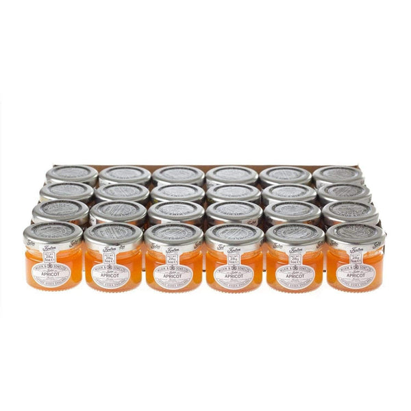 Just Miniatures:Wilkin & Sons Tiptree Apricot Preserve Mini Jar - 28g (24 Pack)