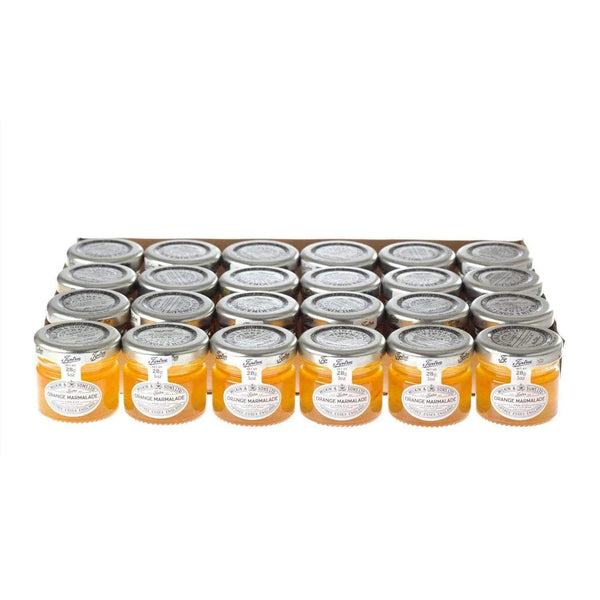 Just Miniatures:Wilkin & Sons Tiptree Fine Cut Orange Marmalade Mini Jar - 28g (24 Pack)