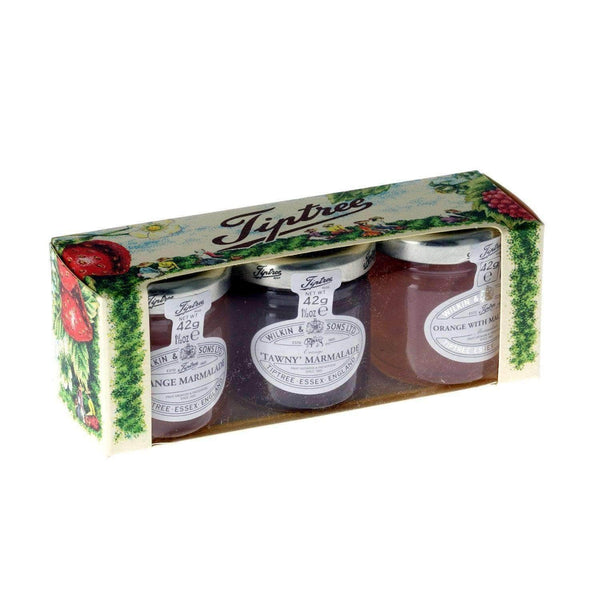 Just Miniatures:Wilkin & Sons Tiptree Marmalade Trio - 42g