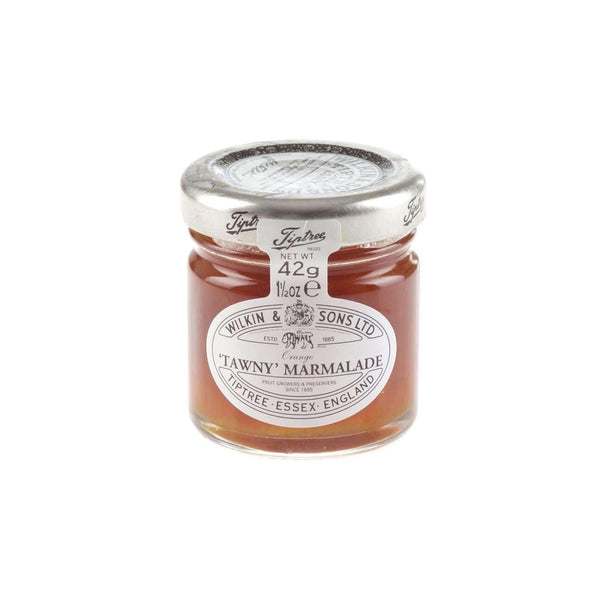 Just Miniatures:Wilkin & Sons Tiptree Tawny Orange Marmalade Mini Jar - 42g