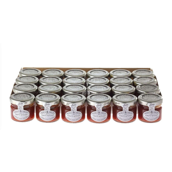 Just Miniatures:Wilkin & Sons Tiptree Tomato Ketchup Mini Jar - 28g (24 Pack)