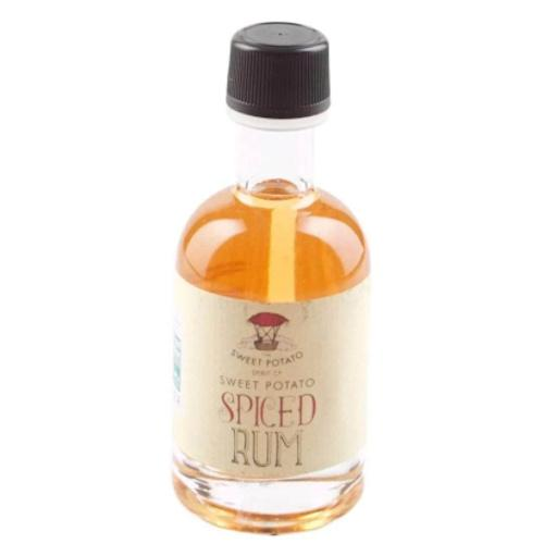 Sweet Potato Spiced Rum Miniature - 5cl