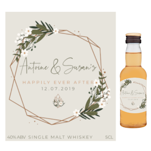 Personalised Label | Wedding favour