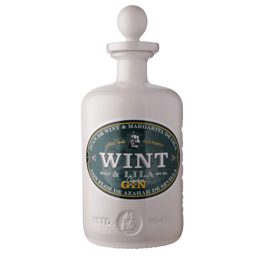 Wint & Lila London Dry Gin Miniature - 4cl