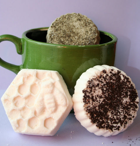 Morning Power Up Gift Set- 3 Morning drink related Bath bombs