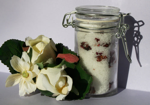 Lemon Rose Bath Salts