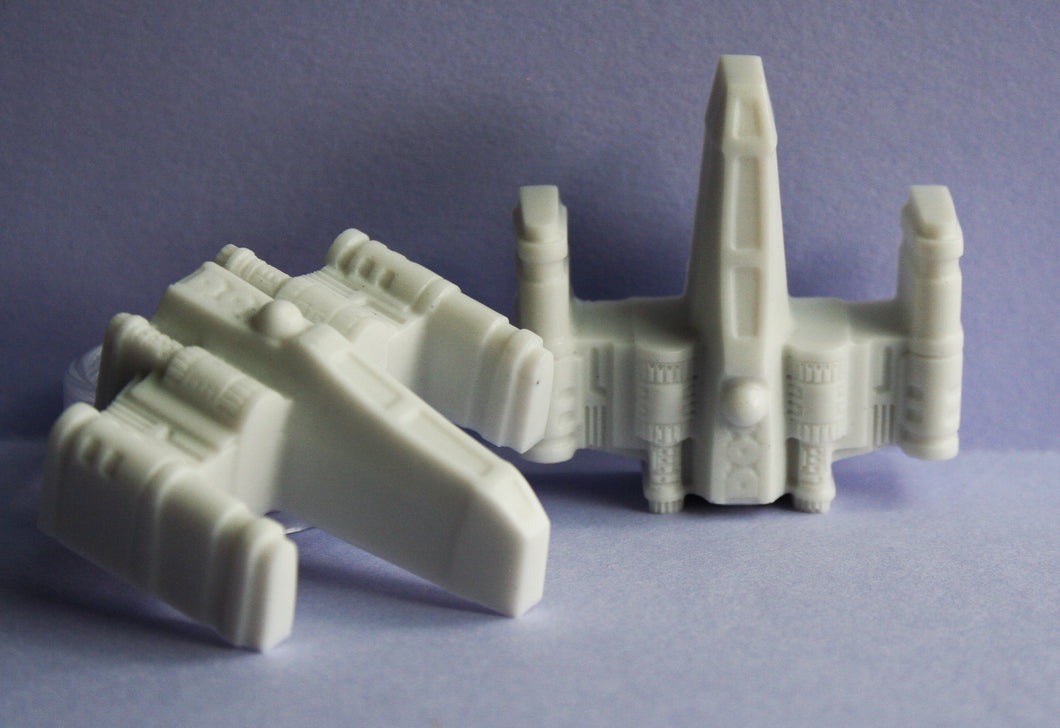 X-Wing Clean Linen Hand Soaps