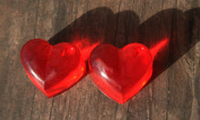 Load image into Gallery viewer, Red Heart Soaps