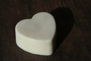 Vanilla Valentine's Day Soap