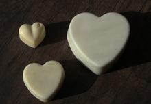 Load image into Gallery viewer, Vanilla Heart Soap