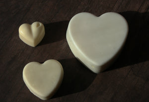Vanilla Heart Soap