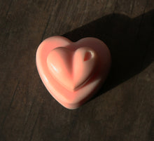 Load image into Gallery viewer, Strawberry Heart Soap